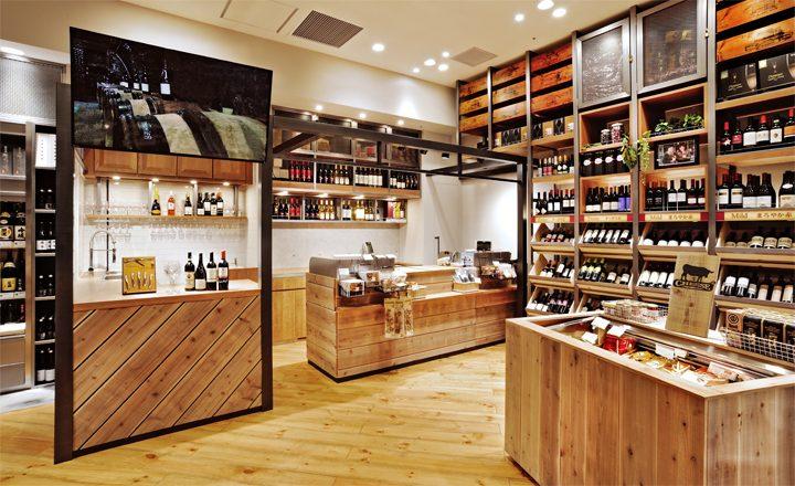VinosYamazaki COREDO室町店